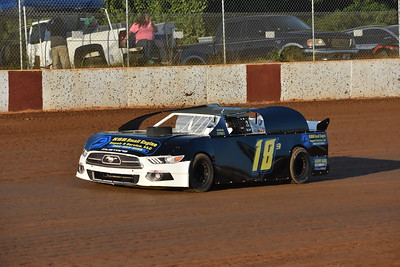 County Line Raceway 7/14/18