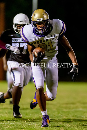Broughton Varsity football at Southeast Raleigh. October 4, 2019. D4S_5350