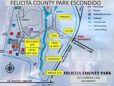 Felicita County Park Escondido CA