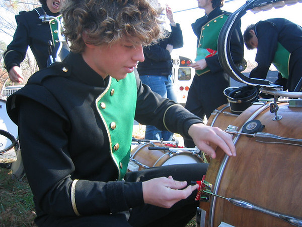 2005-12-10: Cary Christmas Parade