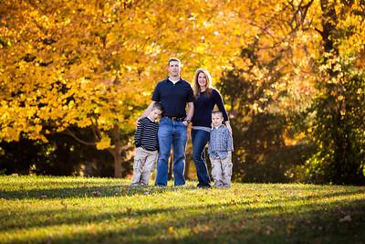 Portraits & Families Portfolio