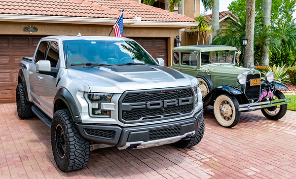 2021 Fords