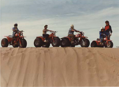 Flash Back Dunes