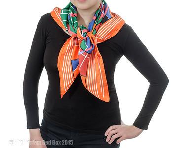 Hermes Sport - Orange green blue - NWOCT - Annex
