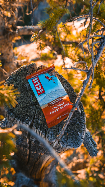 Product Photography | Clif Bar | Sponsored Brand Collaboration