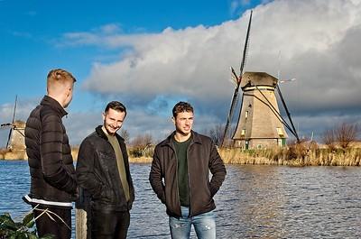 20190114 Kinderdijk