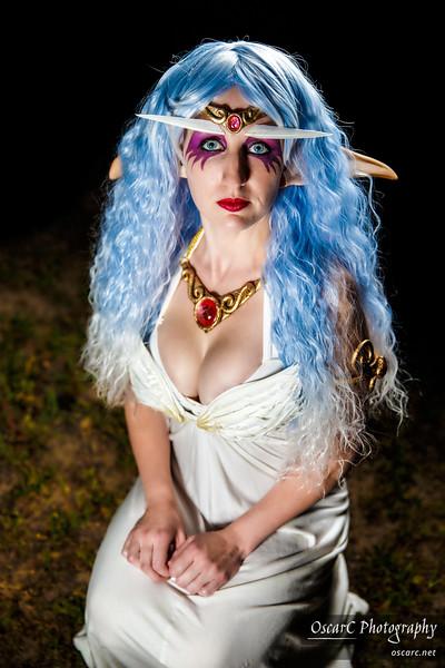 Queen Azshara (Kaolinite) from World of Warcraft