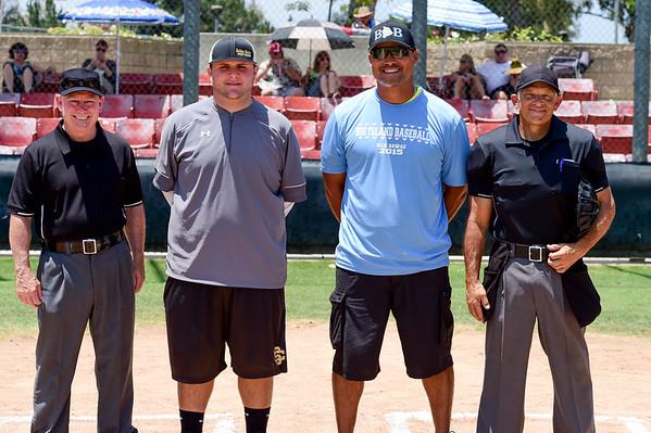 Big Island Baseball vs San Diego