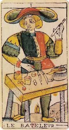 Jean Dodal Marseille Tarot