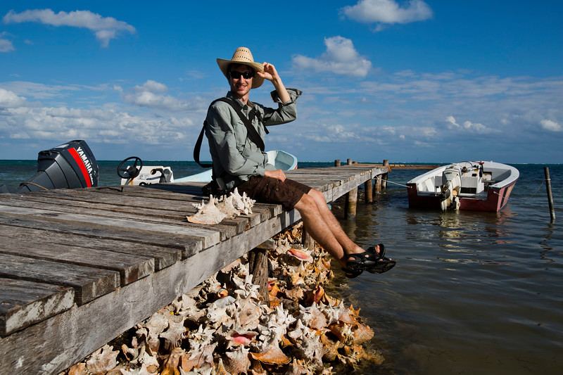 Caye Caulker, Belize, Central America