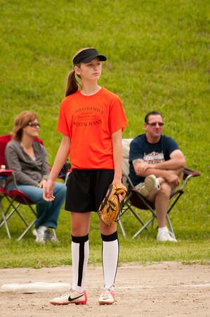 CRUSH Softball (Romeo Minors Division 2013)