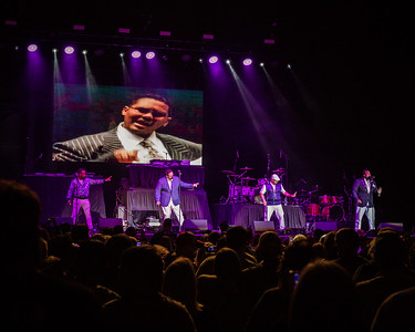 All-4-One at Hollywood Casino Amp 9/8/18