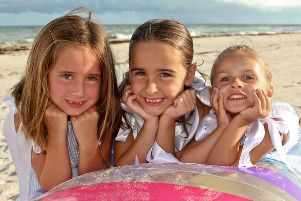 Davis Family St. George Island Beach Photos