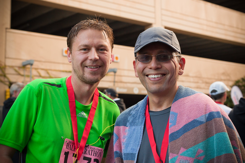 2011 11/05 to 11/06: Santa Clarita Half Marathon Weekend