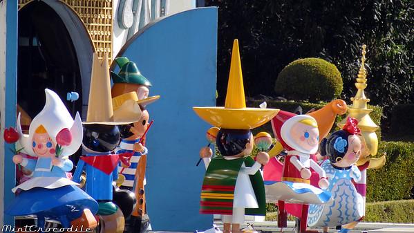 Disneyland Resort 3/2/13