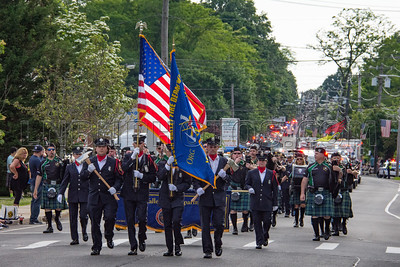 5th Battalion Parade hosted by Locust Valley 6-16-18