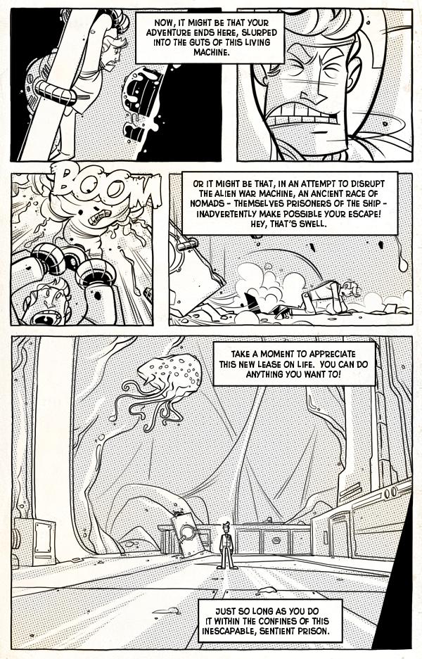 Prey Page 3