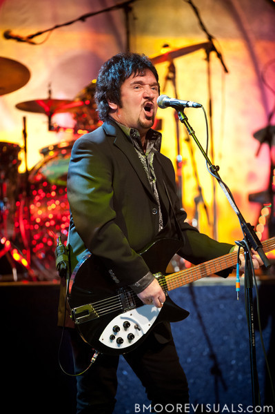 Wally Palmar performs with Ringo Starr & His All-Starr Band perform at Ruth Eckerd Hall in Clearwater, Florida on July 13, 2010. The band also features Rick Derringer, Edgar Winter, Gary Wright, Richard Page, and Gregg Bissonette.