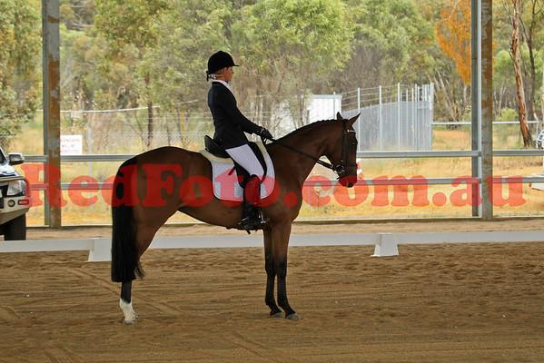 2014 10 18 Swan River Horse Trials Dressage 1 Star