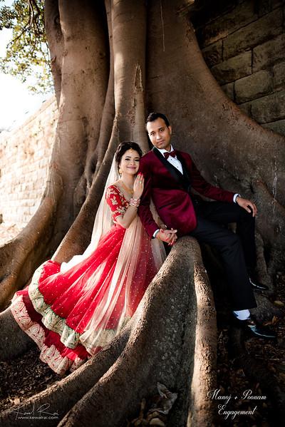 Manoj + Poonam Wedding - Web