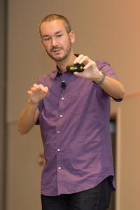 Family Weekend Keynote Speaker- Eric Stoller- October 10, 2014