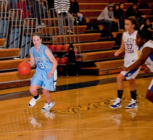 Clarksburg 2010 Girls JV Basketball