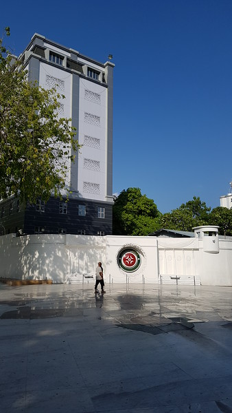 Monument to the attempted coup in 1988
