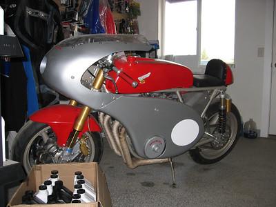 Nate's Honda Racer