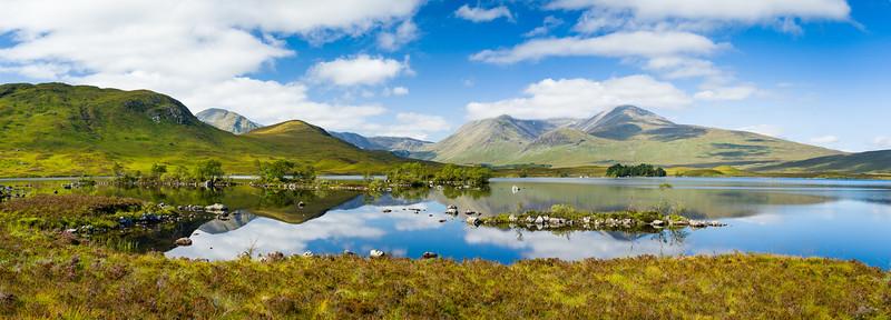 Lochan na h-Achlaise, Scotland