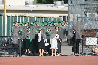 San Ramon Valley High 2014 Graduation - 13 June 2014