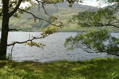 Loch Lomond and Stirling Castler