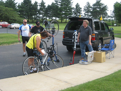 2010 Lake Tour Bike Trek