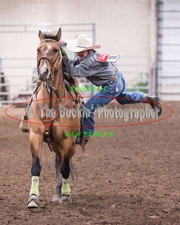 Jr AHSRA Taber 2016 Sat Perf Riding Roping Tying