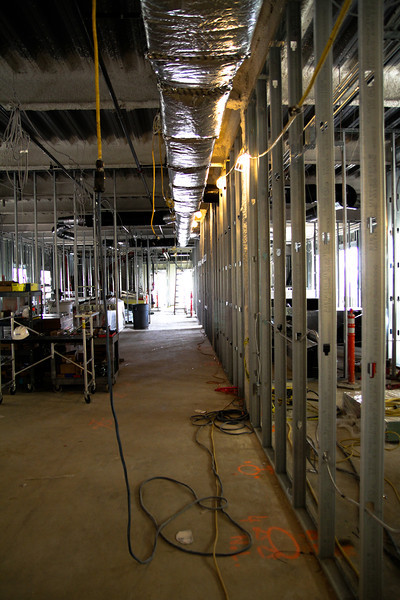 WestGate Classroom Building Construction