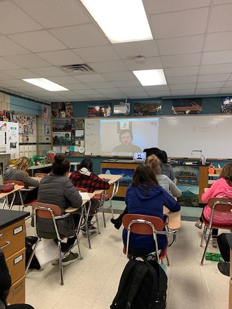 Intro to Engineering Skype Sessions