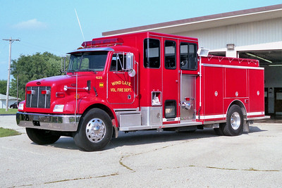 WIND LAKE FIRE DEPARTMENT