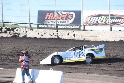 2021-05-31 Ben Nothdurft Memorial @ Huset's Speedway