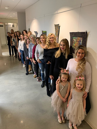 Wish Boutique holiday fashion show - 2019