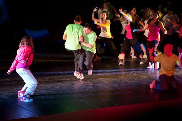 palestra Sportica, saggio di fine anno - Palazzetto dello Sport, Pinerolo, 29 maggio 2011