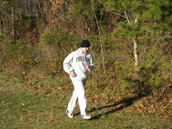 Thanksgiving Corps Run