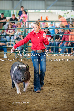 42nd ANNUAL LIVESTOCK SHOW - TUESDAY, APRIL 17
