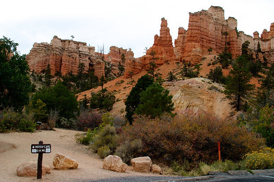Drive from M.Valley to Bryce Canyon