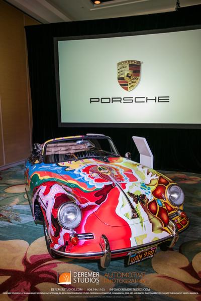 Porsche Dinner