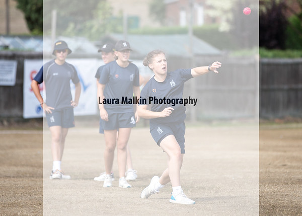 WarksU17 Girls v Staffs U17