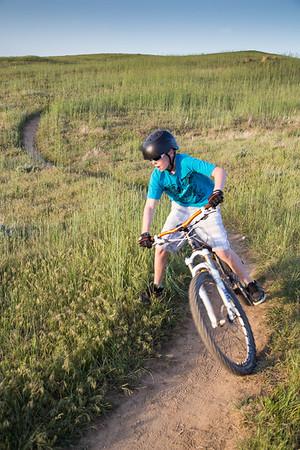 Erie Mountain Biking (May '14)