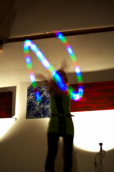 2009.07.18 - Gina's Art & Acrobatics Show
