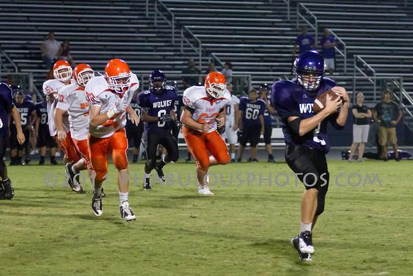Boone JV Football #33- 2011