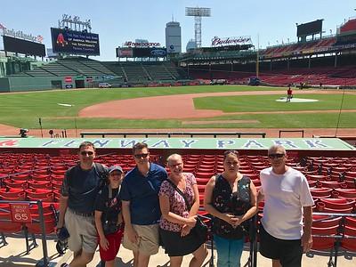 Trip to Boston 2017