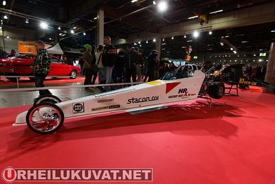 2013 American Car Show Maanantai
