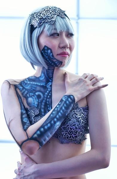 Sayaka- Neo Futuristic